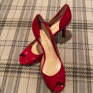 Marc Fisher Red Heels